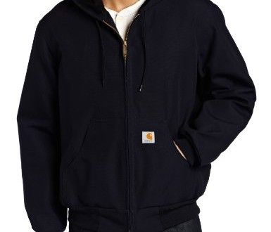 Carhartt Men's Thermal Lined Duck Active Jacket J131 | Men's