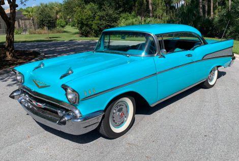 1957 Chevrolet Bel Air 2 Door Hardtop In 2020 Chevrolet Bel Air 1957 Chevrolet Chevrolet