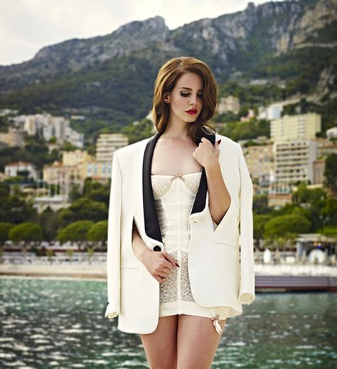 Lana Del Rey GQ Woman Of The Year: Interview, Pictures
