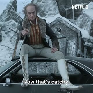 Count Olaf In The Slippery Slope A Series Of Unfortunate Events