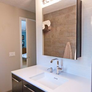 Bathroom Light Fixtures Over Medicine Cabinet With Images