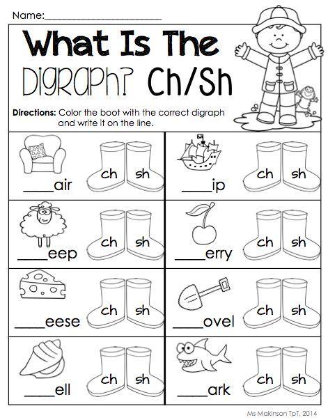 April Printables Kindergarten Literacy And Math Phonics Kindergarten Kindergarten Phonics Worksheets Kindergarten Literacy Preschool worksheet packet free