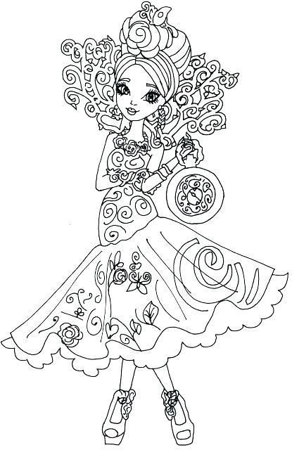 Raven Queen Throne Coming Ever After High Coloring Page Jpg 1020 1600 Coloring Pages Cute Coloring Pages Bee Coloring Pages