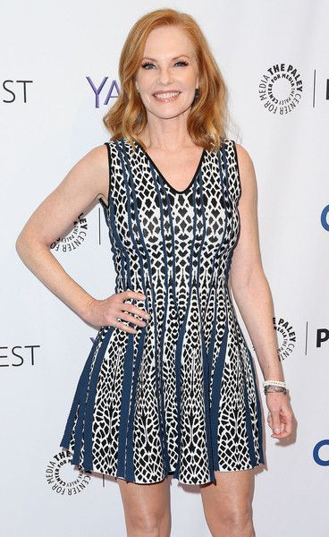 Marg Helgenberger - Celebs Turning 60 In 2018 - Photos