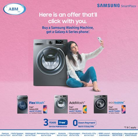 Here Is An Offer That Ll Click With You Buy A Samsung