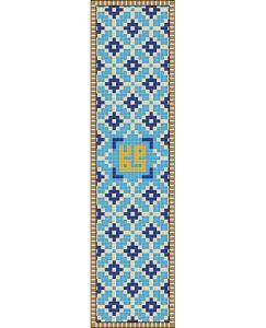 طرح لایه باز کاشی کاری پیکسلی Islamic Patterns Creative Work Pattern