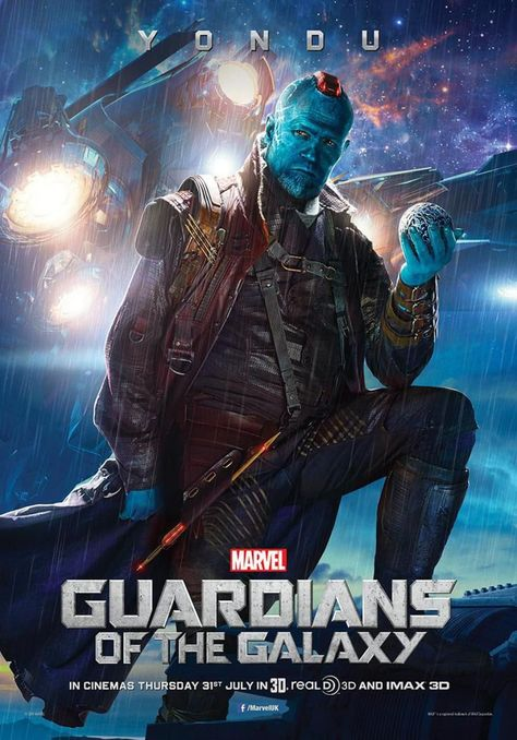 'Guardians of the Galaxy' TV Trailers & Character Posters [Updated]