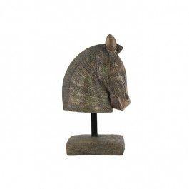 Ornament Paard Decoratie Op Sokkel 48 Cm In 2020 Ornament Decoratie Paarden