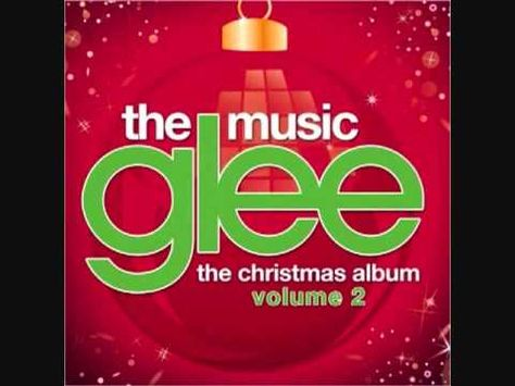 All I Want For Christmas Is You Glee Cast Version With Images