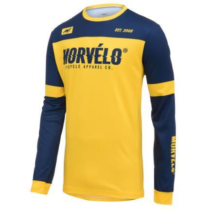 Download Morvelo Mcqueen Mtb Jersey Olahraga Kaos Desain