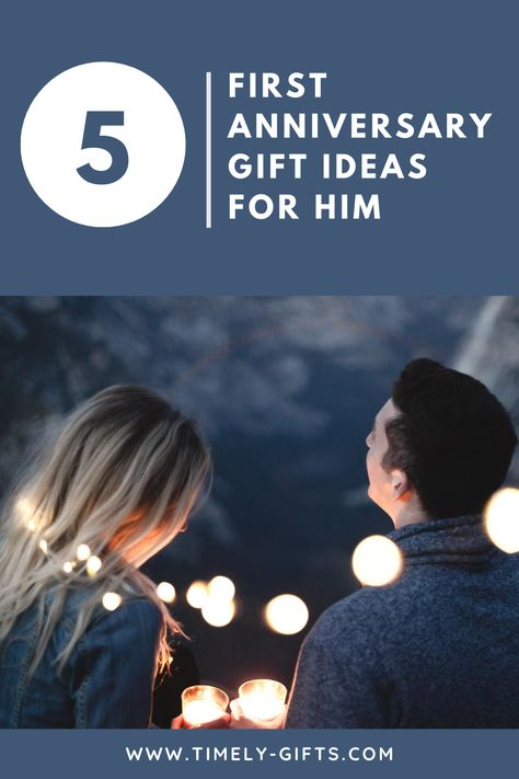 Looking for first anniversary gifts for him ideas? This article will have some cute ideas to give to your husband to celebrate your 1st wedding anniversary. Check out these adorable gift ideas for your 1st anniversary. #firstanniversary #giftsforhim #husbandgifts #husbandwife #mr&mrs #him&hergifts #ideas #couplegifts #touchinggifts #fungifts #greatgifts