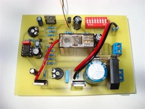 Razor Shares With Us The Plans For An Intelligent Battery Charging Circuit Instead Of Blin Automatic Battery Charger Battery Charger Circuit Battery Charger