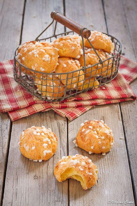 Chouquettes sans gluten et lactose