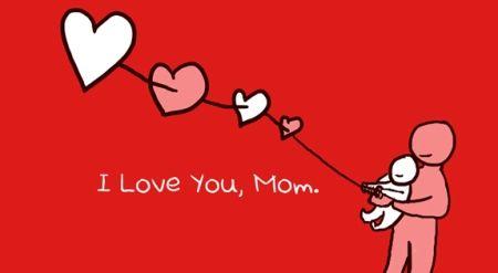 منشورات عبارات بوستات عن الام بالانجليزي 2018 كتابية My Love Love You I Love You