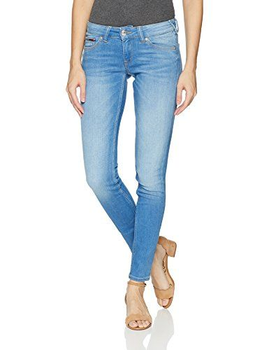 Tommy Hilfiger Womens Skinny Sophie Low Rise