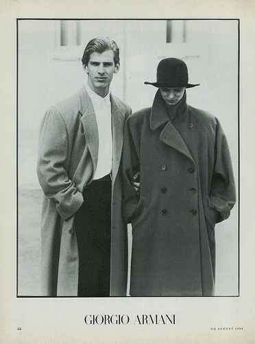 Giorgio Armani  - Fall/Winter 1988