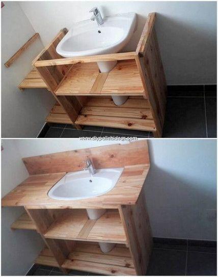 38 Trendy Bathroom Sink Diy Projects Bathroom Sink Diy Diy Bathroom Vanity Diy Bathroom