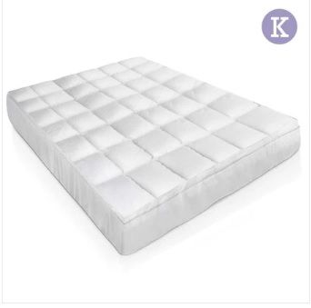 Buy Giselle Bedding Queen Size Mattress On Afterpay In 2020 Queen Mattress Size Mattress Topper Mattress