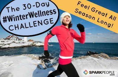 30 Days to a Happier, Healthier Winter via @SparkPeople