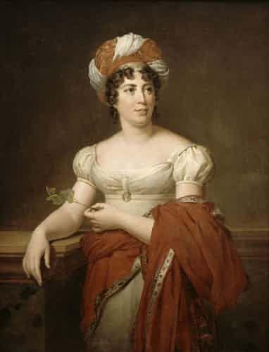 Juliette Recamier The Darling Of Europe Portrait Madame French Revolution