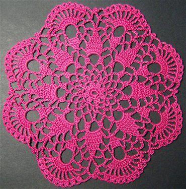 Mini cluster doily free crochet pattern in english and japanese by mini cluster doily free crochet pattern in english and japanese by asami togashi crochetknit pinterest free crochet english and japanese dt1010fo
