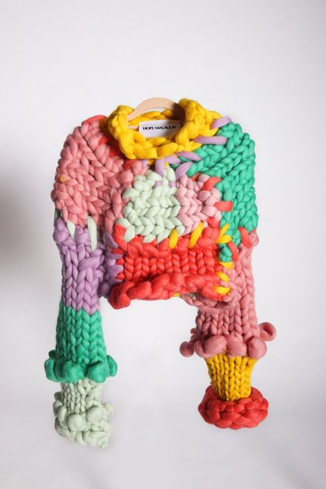 The Colossal Chunky Knit Jumper - Knit and Crochet - The Colossal Chunky Knit Jumper The Colossal Chunky Knit Jumper