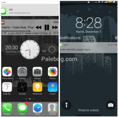Cara Merubah Status Bar Android Tanpa Root Smartphone Android Bar
