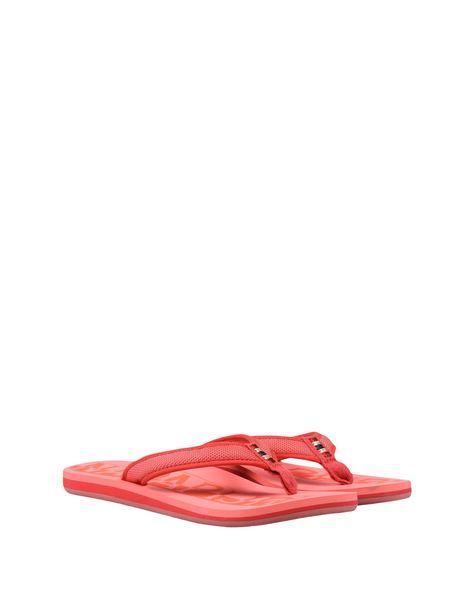 odebrane świetne ceny delikatne kolory NAPAPIJRI . #napapijri #shoes #   Miller sandal, Flip flops, Red