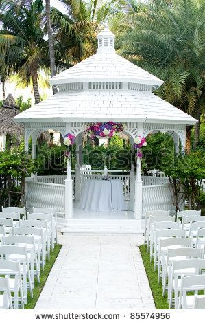 Best 25+ Outdoor wedding gazebo ideas on Pinterest | Wedding ...