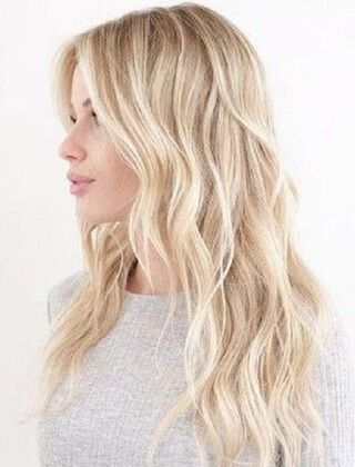 Pin Na Kolor Włosów