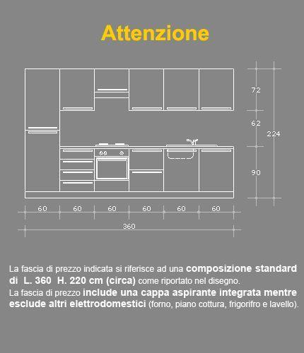 Cucina Veronica [A] da Lube Cucine | Designbest | KITCHEN ...