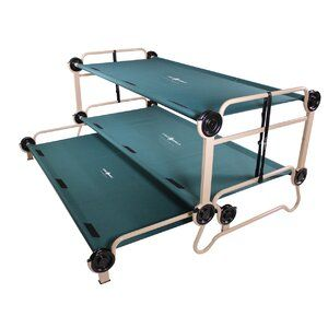 Disc O Bed Trundle Cot Camping Cot Camping Bed Tent Camping