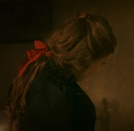 The changeling child Black Stockings, Look At You, Our Lady, Hair Inspo, Beauty And The Beast, Character Inspiration, Hair Makeup, At Least, Long Hair Styles
