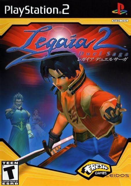 Legaia 2 Duel Saga ps2 iso rom download | Gaming Wallpapers HD