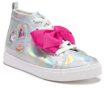 Jo-Jo JOJO SIWA Unicorn Hi-Top Sneaker