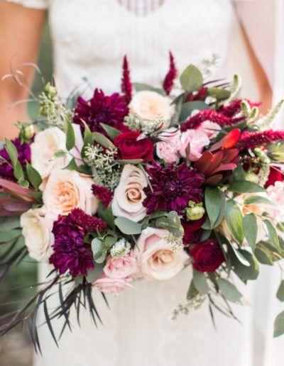 Enchanted Forest Inspired Wedding Wedding Flowers Yellow