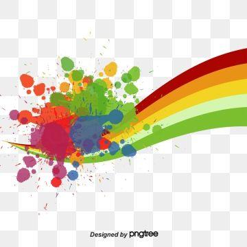 Dynamic Color Lines Line Curve Color Png Transparent Clipart Image And Psd File For Free Download Paint Splash Background Graphic Design Background Templates Color Lines