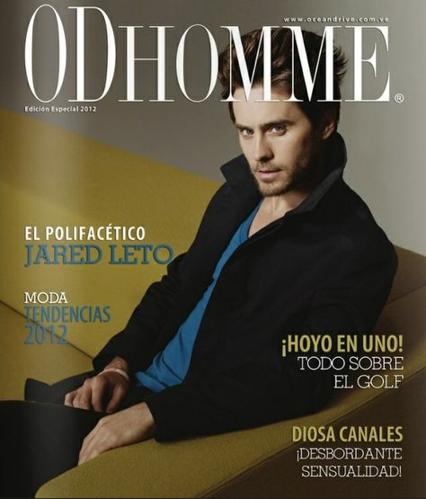 OD Homme 2012