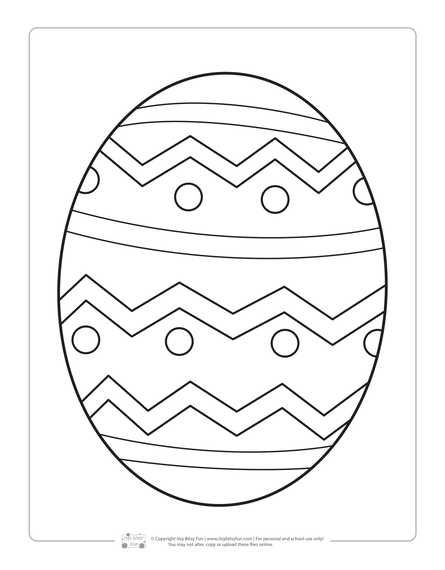 Printable Easter Coloring Pages For Kids Easter Egg Coloring Pages Easter Coloring Pages Coloring Easter Eggs