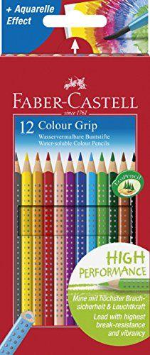 Faber Castell 112412 Buntstifte Colour Grip 12er Karto Https Www Amazon De Dp B0007oecnu Ref Cm Sw R Pi Dp U X 8 Fldb0d5hrs9 Buntstifte