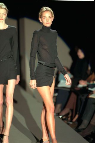 Tom Ford for Gucci's Best Runway Moments - Tom Ford to Return to Gucci? 1998