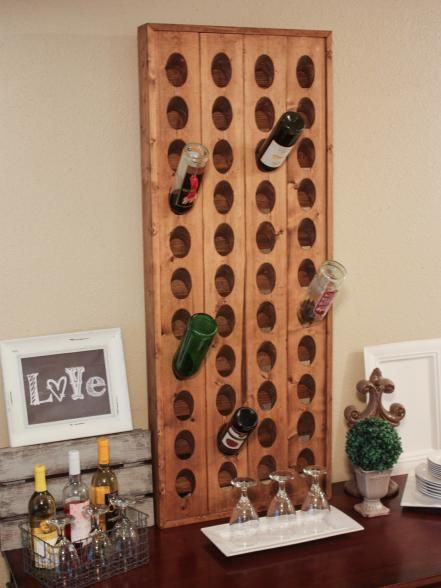 15 Creative Wine Racks And Wine Storage Ideas Diy Rack Wine