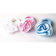Pack de 6 coleteros mini con flor. Envío GRATIS f206172c51cd