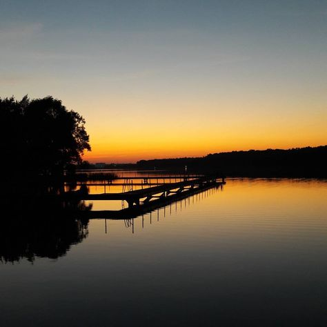 "Nikola on Instagram: ""#nofilter #sunset #lake"""
