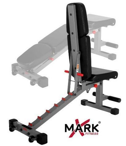 The Xmark Xm 7630adjustable Bench Is A Great Purchase For Your Home Gym You Can Do Incline And Decline With Adjustable Weight Bench Diy Home Gym Home Made Gym