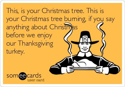 lol! Ridiculous at least wait until the day after! | No Christmas ...