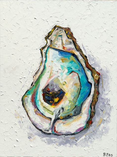 Great White Oyster