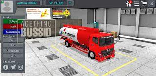 Download Mod Bussid Truk Pertamina Hino 500 Agething Bussid Volvo Kendaraan Truk