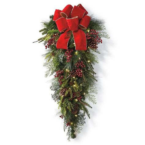 Christmas Cheer Greenery Collection | Frontgate