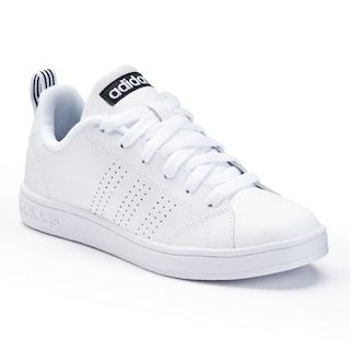 Minimalist shoes, Adidas white sneakers